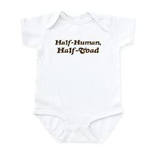 Half-Toad Infant Bodysuit
