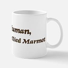 Half-Yellow-Bellied Marmot Mug