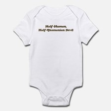 Half-Tasmanian Devil Infant Bodysuit