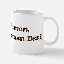 Half-Tasmanian Devil Mug