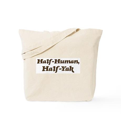 Half-Yak Tote Bag