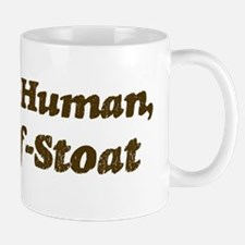 Half-Stoat Mug