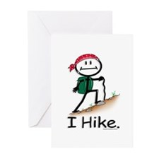 BusyBodies Hiking Greeting Cards (Pk of 10)