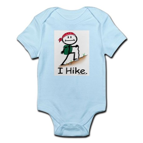 BusyBodies Hiking Infant Creeper