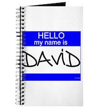 """David"" Journal"
