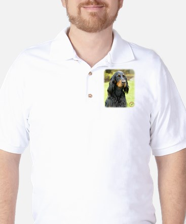 Gordon Setter 9T012D-135 Golf Shirt