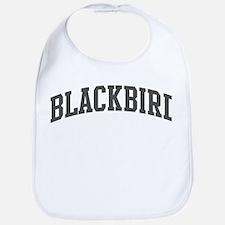 Blackbird (curve-grey) Bib