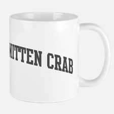 Chinese Mitten Crab (curve-gr Mug