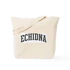 Echidna (curve-grey) Tote Bag
