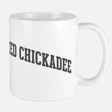 Chestnut-Backed Chickadee (cu Mug