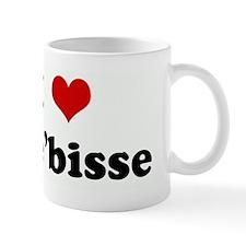 I Love Isse'bisse Mug
