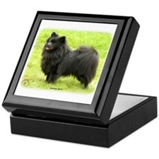 German Spitz 9W014D-009 Keepsake Box
