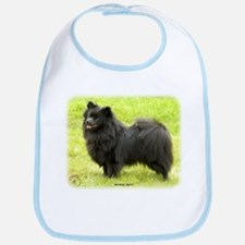 German Spitz 9W014D-009 Bib