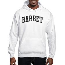 Barbet (curve-grey) Hoodie