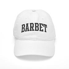 Barbet (curve-grey) Baseball Cap