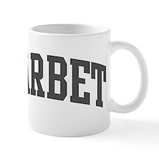 Barbet (curve-grey) Mug