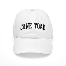 Cane Toad (curve-grey) Baseball Cap