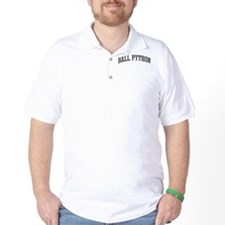 Ball Python (curve-grey) T-Shirt