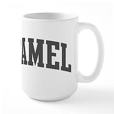 Camel (curve-grey) Mug