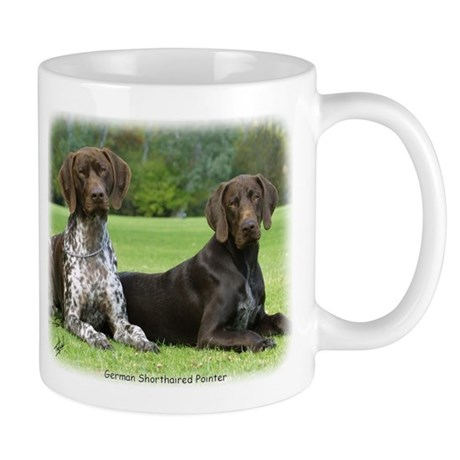 German Shorthaired Pointer 9J37D-09 Mug