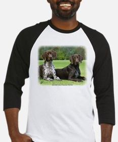German Shorthaired Pointer 9J37D-09 Baseball Jerse