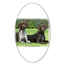German Shorthaired Pointer 9J37D-09 Decal