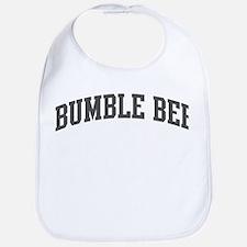 Bumble Bee (curve-grey) Bib