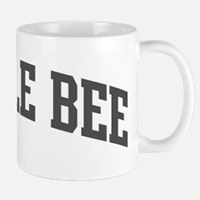 Bumble Bee (curve-grey) Mug