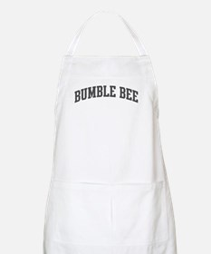 Bumble Bee (curve-grey) BBQ Apron