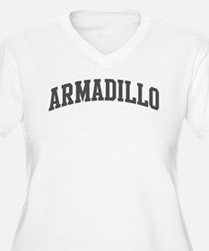 Armadillo (curve-grey) T-Shirt