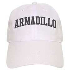 Armadillo (curve-grey) Baseball Cap