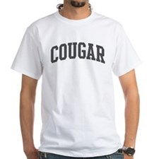 Cougar (curve-grey) Shirt