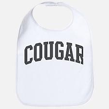Cougar (curve-grey) Bib
