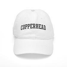 Copperhead (curve-grey) Baseball Cap
