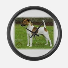 Fox Terrier 9T072D-126 Large Wall Clock