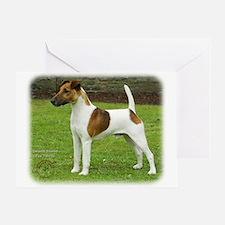 Fox Terrier 9T072D-126 Greeting Card