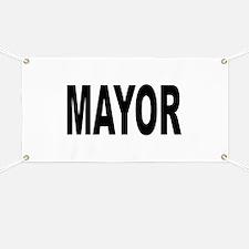 Mayor Banner
