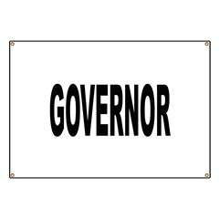 Governor Banner