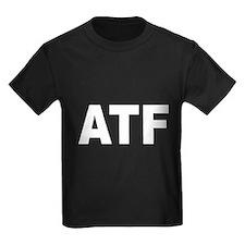 ATF Alcohol Tobacco & Firearm T