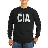 Cia Long Sleeve Dark T-Shirts