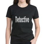 Detective Women's Dark T-Shirt