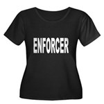Enforcer Law Enforcement Women's Plus Size Scoop N