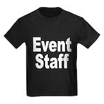 Event Staff Kids Dark T-Shirt