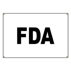 FDA Food and Drug Administrat Banner