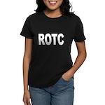 ROTC Reserve Officers Trainin Women's Dark T-Shirt