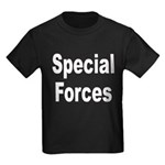 Special Forces Kids Dark T-Shirt