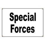 Special Forces Banner