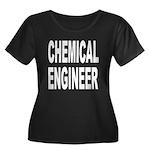 Chemical Engineer Women's Plus Size Scoop Neck Dar