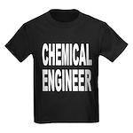 Chemical Engineer Kids Dark T-Shirt