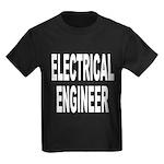 Electrical Engineer Kids Dark T-Shirt